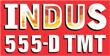 Indus TMT Menu Logo